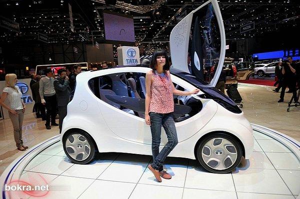 احدث سيارات 2012 نسخة تاتا